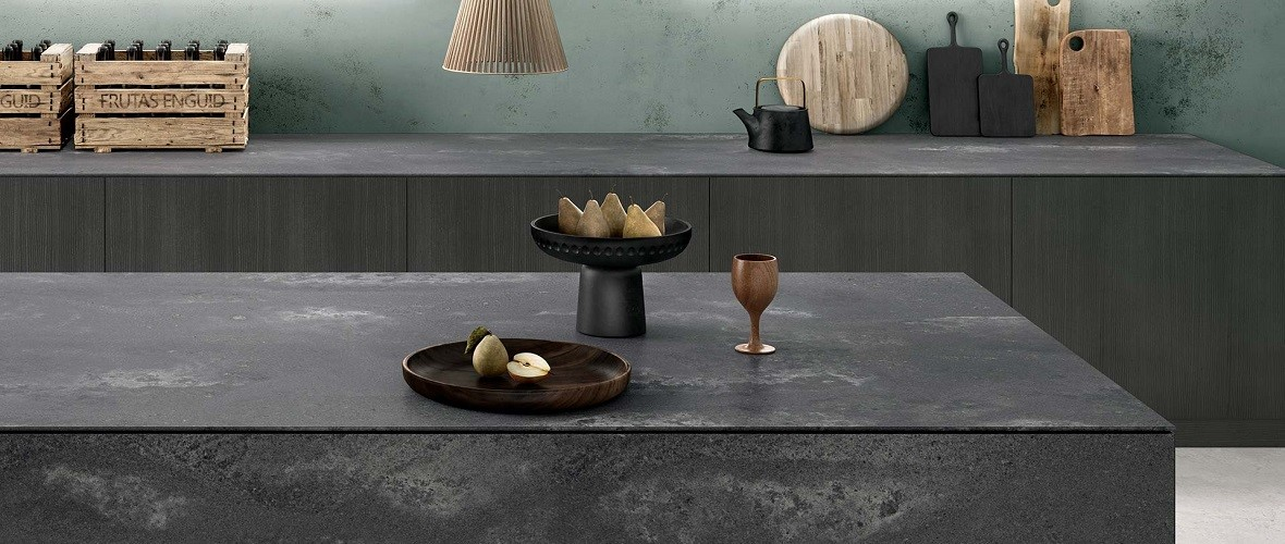 Check the full collection of Honed Caesarstone Worktops at My Kitchen Worktop in London