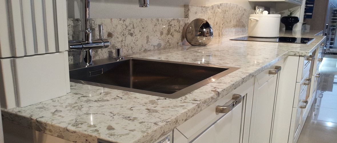 These are the 6 most popular marble effect Unistone worktops in 2020