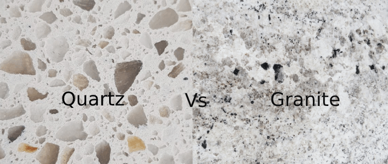 How the cost of quartz and granite determined? Which one is cheaper?