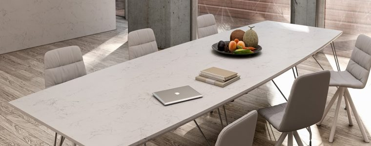 Countertop Surfaces that Minimize Germs Build-up in Kitchens
