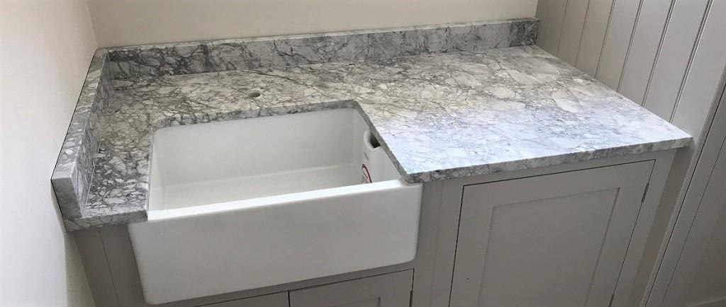 Bianco Eclipse granite