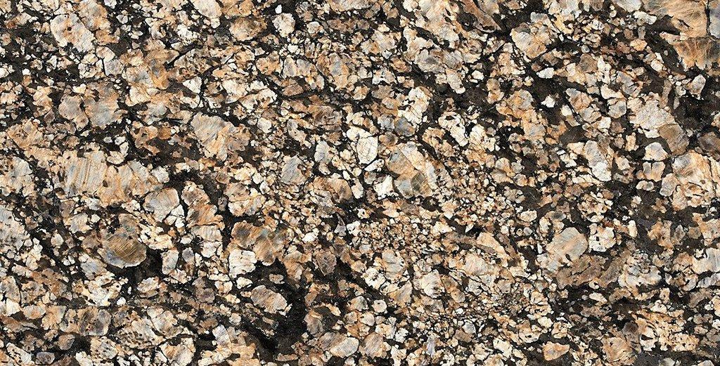 Pegasus (aka Black and Gold Marinace) Granite