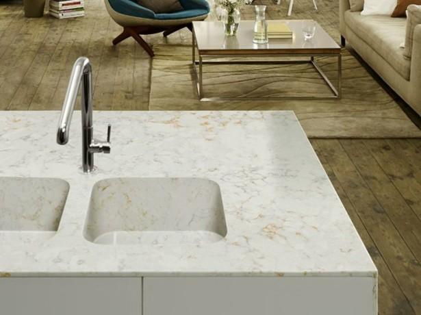 Silestone Daria Integrity Sink