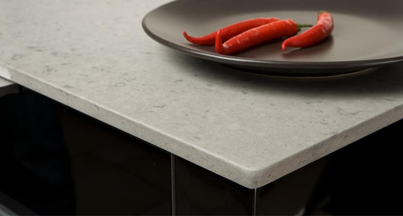 Caesarstone London Grey Kitchen Worktop 4