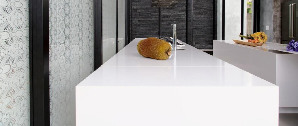 silestone blanco zeus kitchen island