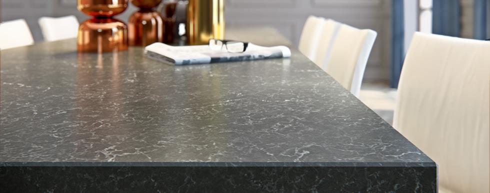 Caesarstone Piatra Grey Table Top Honed