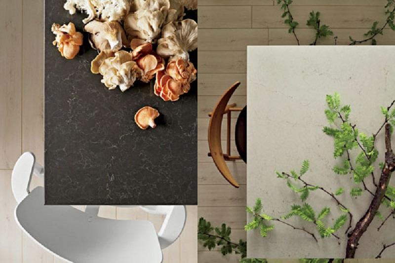 Caesarstone Piatra Grey Kitchen Worktops 4