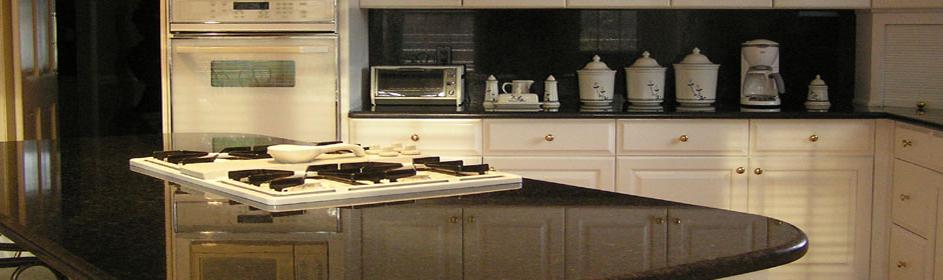 cheap-granite-Black-pearl-granite-worktop