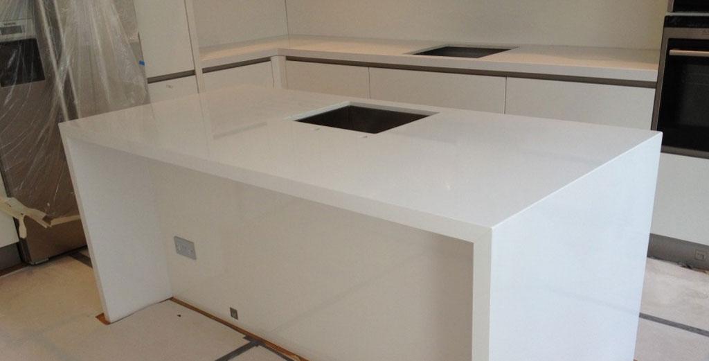 Blanco Zeus Extreme kitchen Island with 50mm Profile
