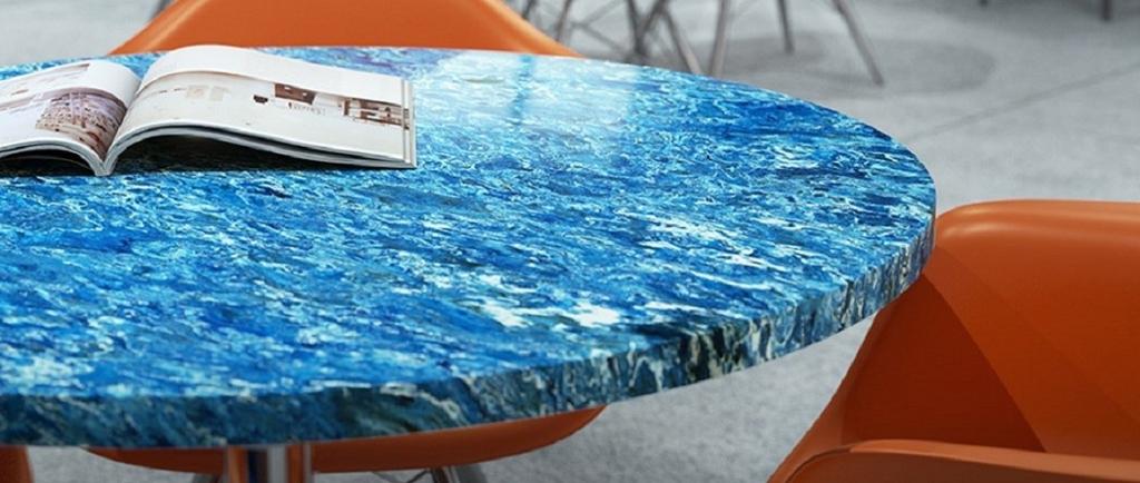 Blue Quartz Worktops
