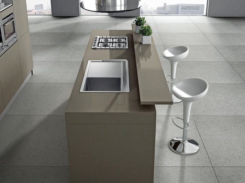 Silestone Rougui Kitchen Worktops