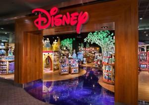 Disney store quartz floor