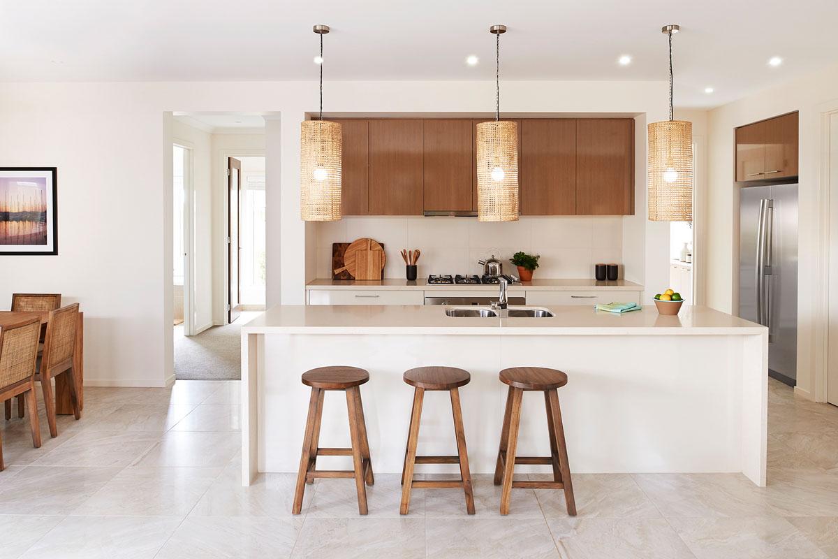 Dreamy Marfil Kitchen Worktop by Caesarstone