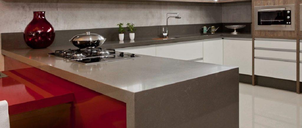 Silestone quartz kitchen worktops