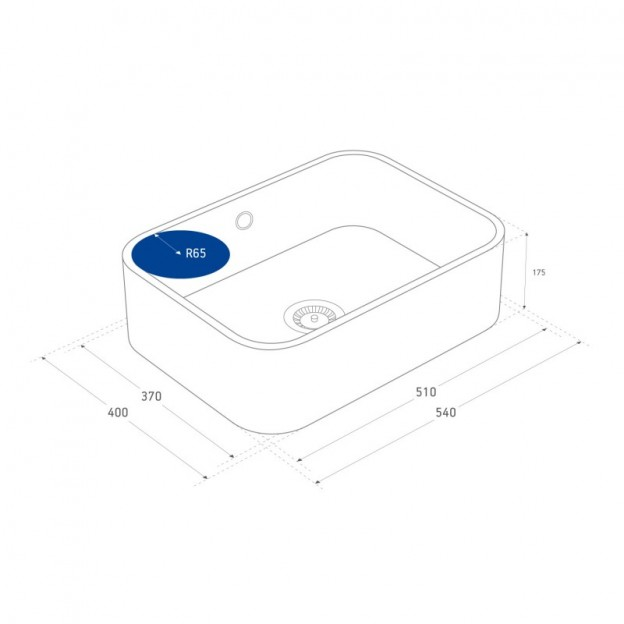 silestone-integrity-sink-sketch