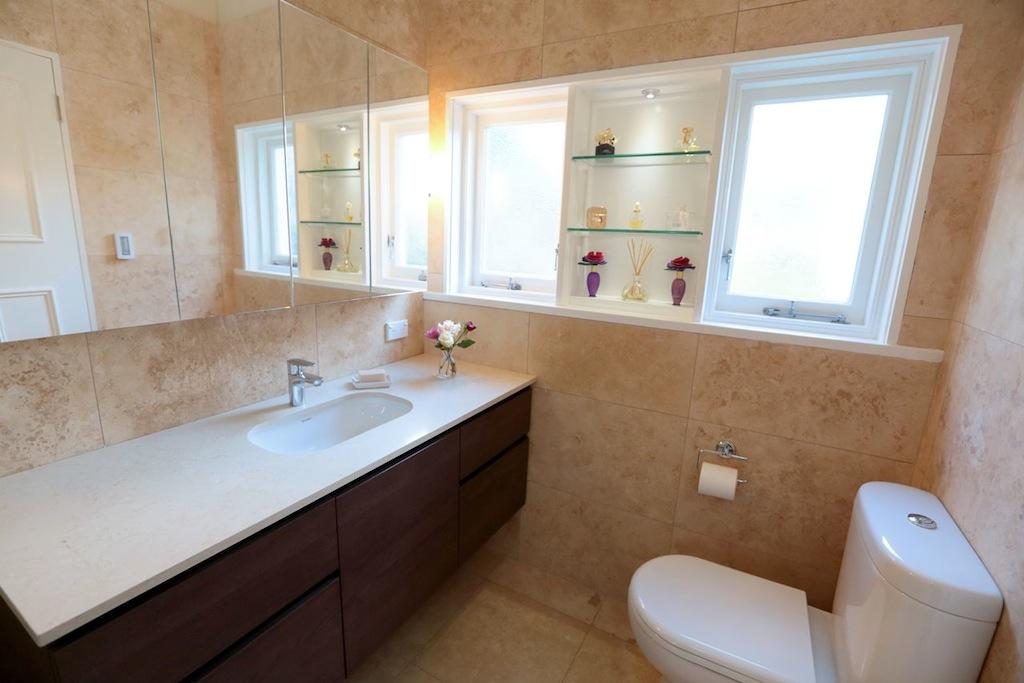 Caesarstone Dreamy Marfil Bathroom Wall Cladding