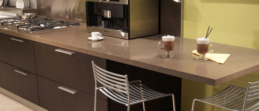 4350 caesarstone mink kitchen worktops 2