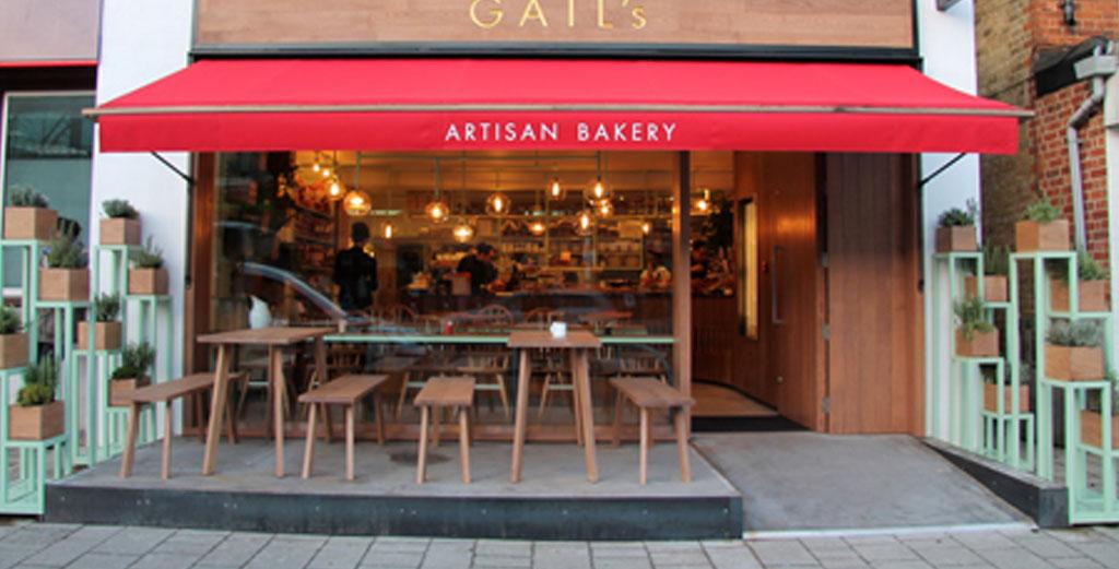 Gail's bakery summertown oxford external