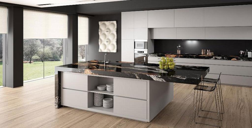 Sensa Orinoco Granite Worktops