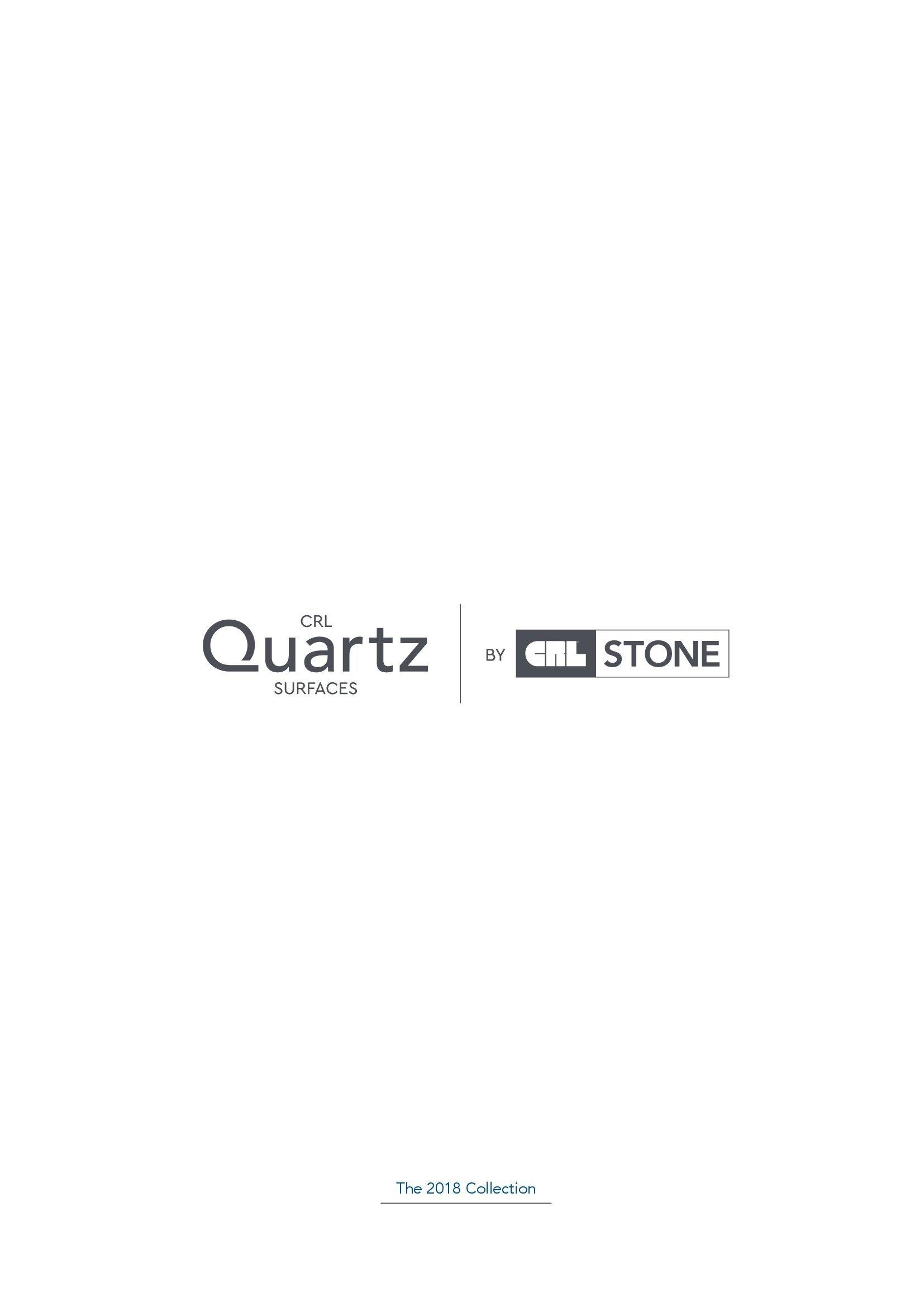 CRL Quartz Brochure 2018