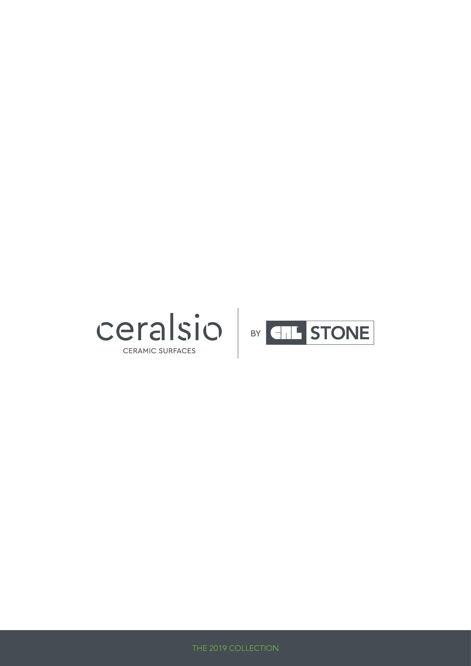 Ceralsio Ceramic Surfaces Brochure