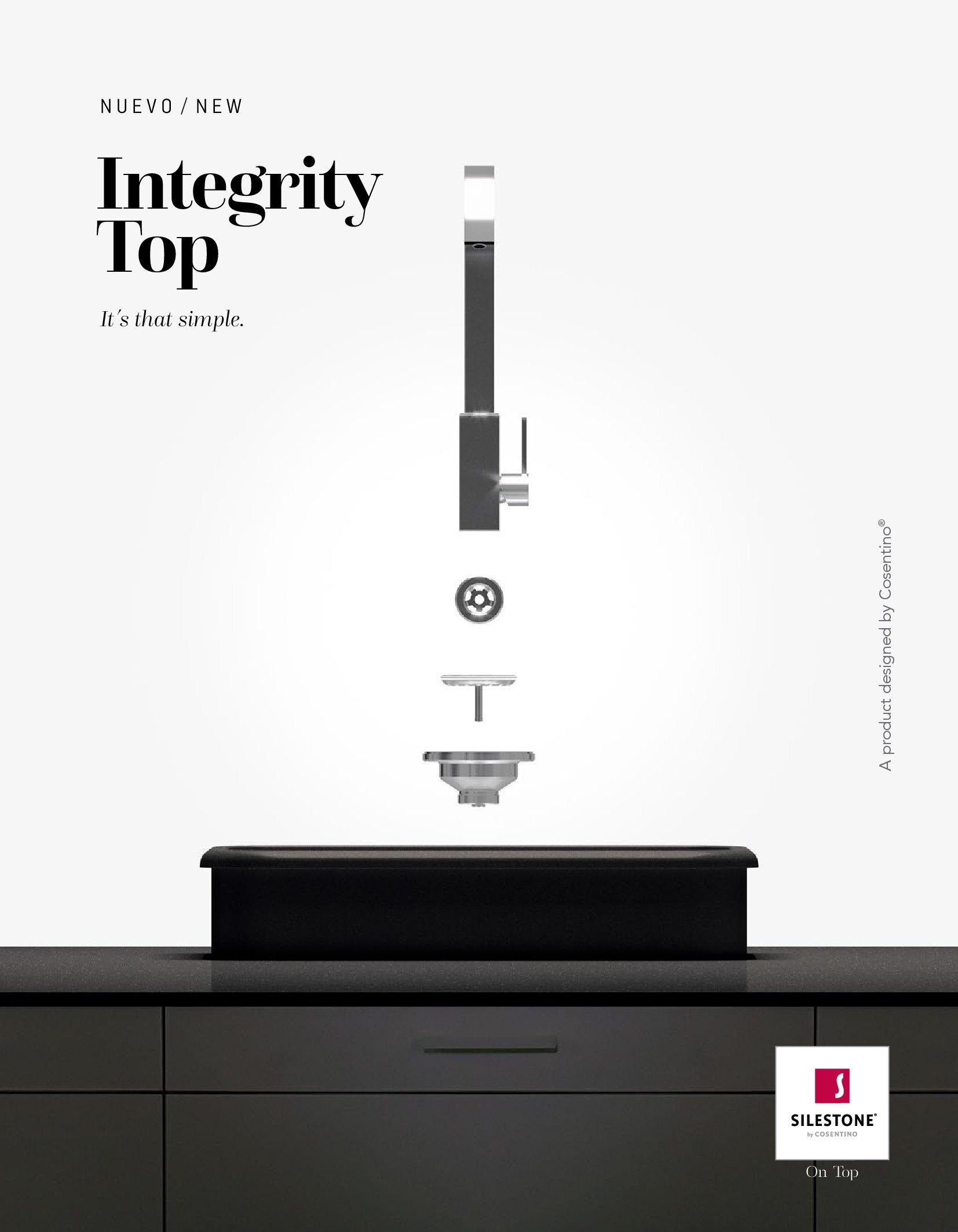 Silestone Integrity Top